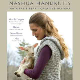 Nashua Handknits Magazine Premier Issue