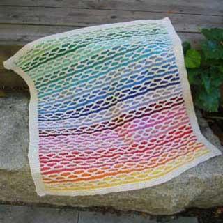 Rainbow Chain by Erika Flory