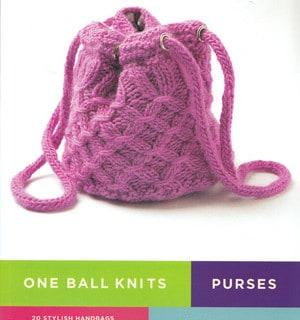 One Ball Knits Purses