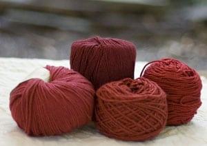 yarn fibers