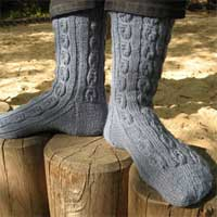 Dribbling Drops Socks