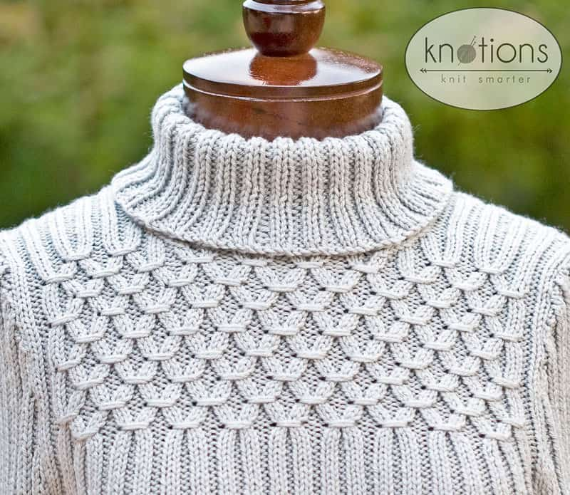 Smock Top by Audrey Knight