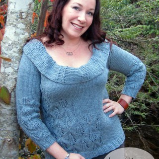 Sidhe Pullover by Elizabeth Helmich