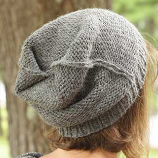 Overcast Hat by Alicia Plummer
