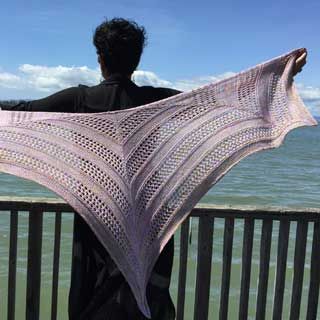 When Doves Cry Shawl