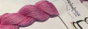 Review: Hatshepsut yarn by gnarledpaw