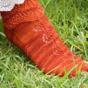 Put On Your Sunday Clothes socks by Tabitha's Heart