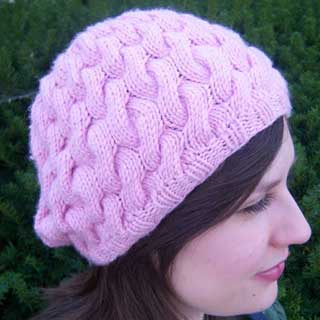 Isotope Hat by Tonya Wagner