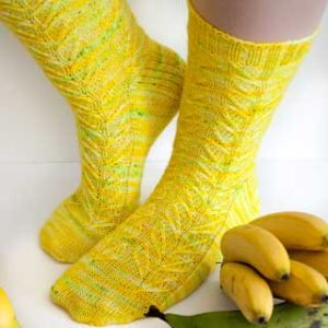 Radiative Socks by Tisserin Coquet