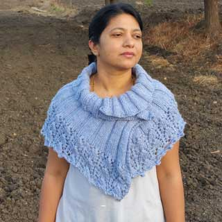 Keerthi Capelet by Lana Jois