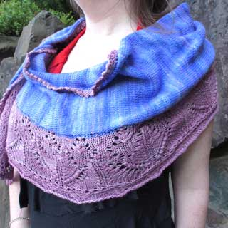 Liilia Shawl by Mesha McMullen