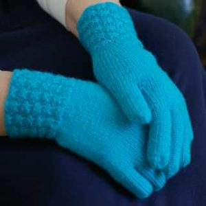 Out of the Basket Gloves by KTLV