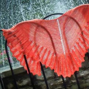 Sufficient Shawl by Mary E. Rose