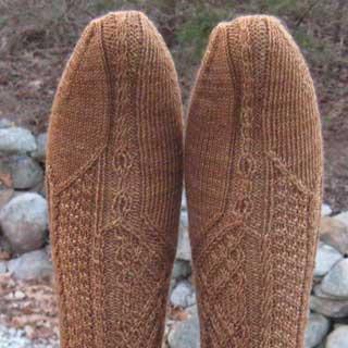 Yarnbender Sock by Heidi Nick