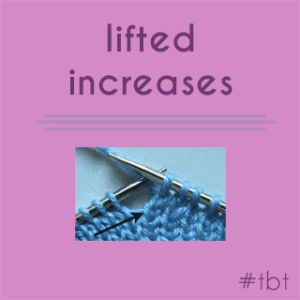 Lifted Increases