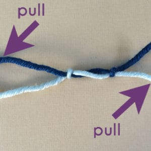Magic Knot: A tutorial