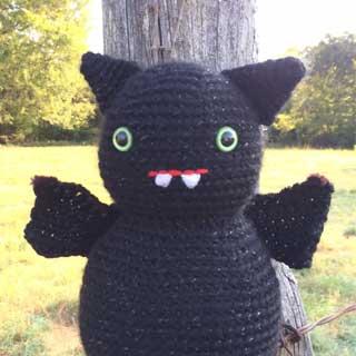 Barnabas the Bat by Shauna Jared