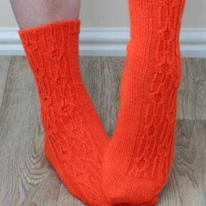 Cawfields Socks by Helena Callum