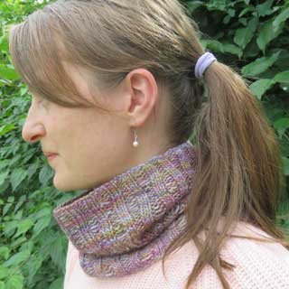 Erica Cowl by Madeleine Windsor