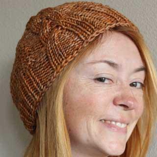 Hive Mind Hat by Erika Wine