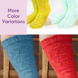 Color Variations: Socks (back issues)
