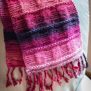 Double or Nothing Scarf