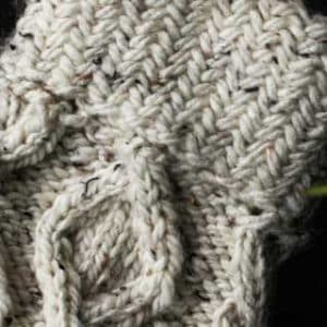 How To: Knit the Herringbone Stitch