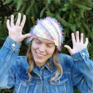 Magical Spirals Hat