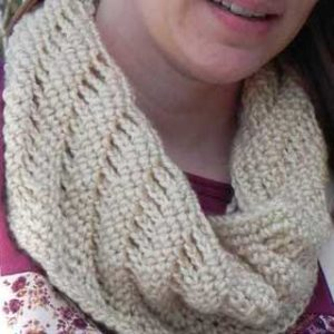 Coiling Cowl