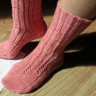 Fine-Tuned Socks