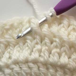 Front Post Double Crochet (fpdc) and Back Post Double Crochet (bpdc): Tutorial