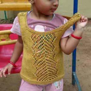 Apoorva Child's Vest