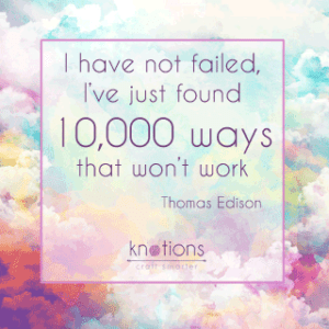 Another way to look at failure