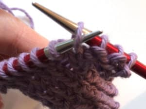 How to Knit a KTBL
