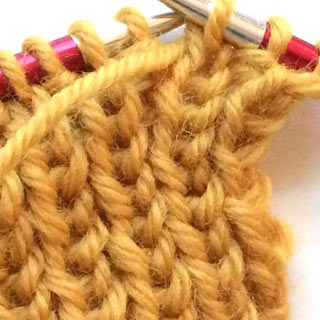 Tip: Make Ribbing More Even