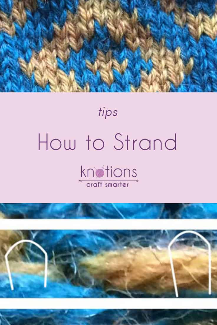 Tips: Knitting Stranded or Colorwork