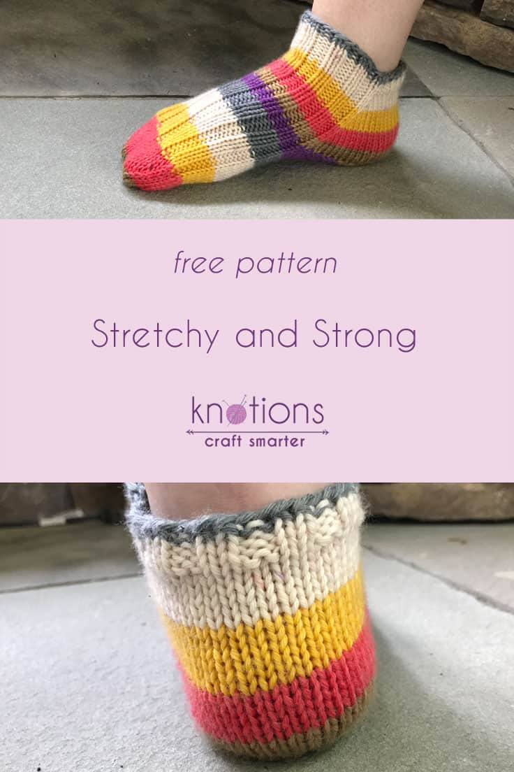 Free Pattern: Stretchy and Strong