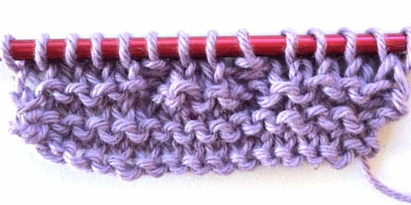 Tutorial: Knit 1 Long - knotions