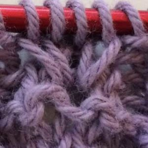 Tutorial: Knit 1 Long