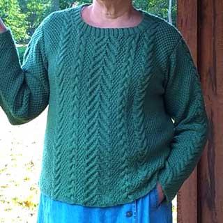 Mossflower Sweater