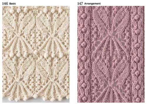 Review Japanese Knitting Stitch Bible Knotions