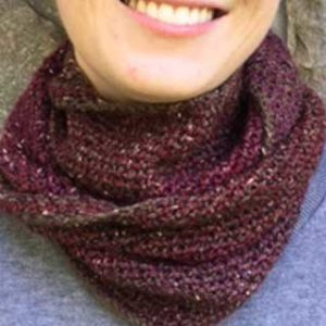 Blended Blocks Cowl