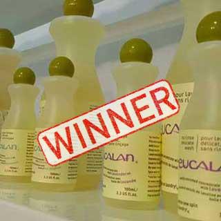 [Giveaway] Eucalan Winner