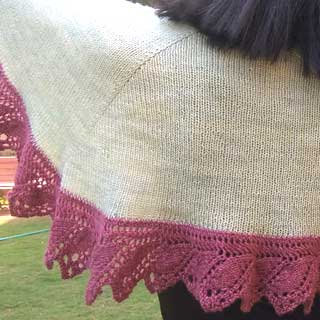 The Walk Together Shawl