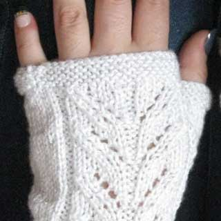 For the Future Bride Mitts