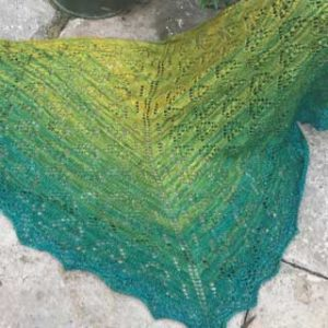 Rite of Spring Shawl