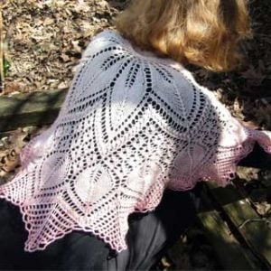 April 2018 – Shawl Issue!