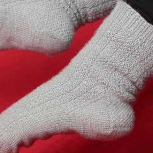 Unassuming Socks