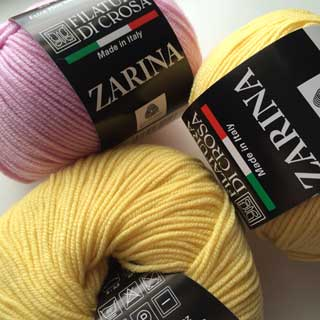 May Giveaway: 6 skeins of Zarina