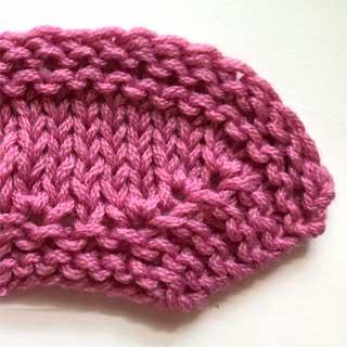Tutorial: KYOK (Knit, Yarn Over, Knit)